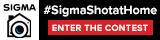 SIGMA  #SigmaShotAtHome - Enter the Contest