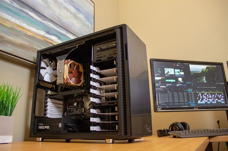 Puget Systems Post Production Workstations