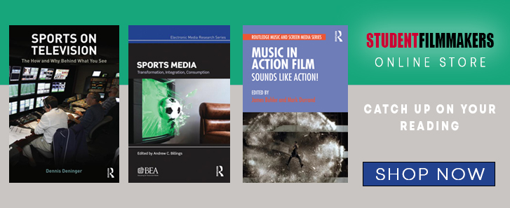 Sports Television, Sports Media, Music in Action Film