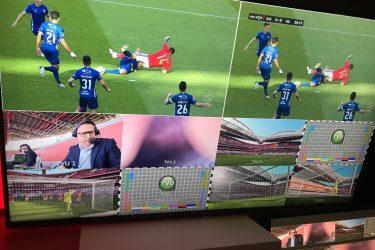 NOS Ibertelco TVU 5G Football TVU One TVU Anywhere TVU transceivers 6 9 21 JPEG