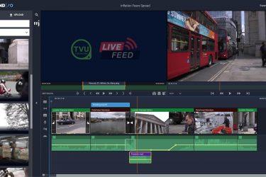 Vimond IO and TVU Networks